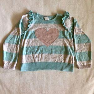 Gap Kids Heart Sweater